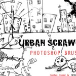 Urban Scrawl Brushes by: Tamsinbaker