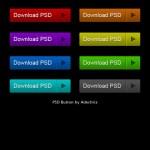 PSD Button by: adechriz