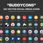 Social Media Vectors by: Premium Pixels