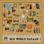 Old World Bazaar 2 by: bluesse