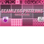 Seamless Patterns by: Vectorlady