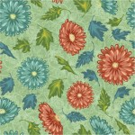 Free Seamless Floral Vector Sample
