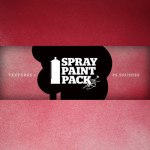 High Res Spray Paint Texture Brushes