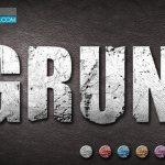 Free Grunge Photoshop Layer Styles