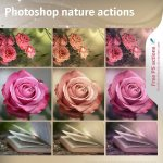 Free Nature Photography Actions