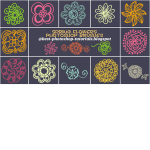 Doodle Flowers Brushes