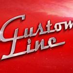 Vintage Car Emblem Mockup