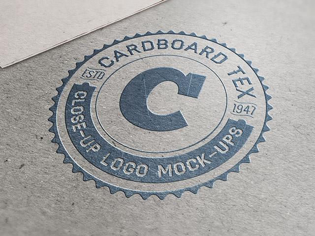 cardboard_stamp_letterpress_layer_styles_mockup