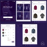 Store Design PSD