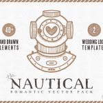 Nautical Vector Pack for Designers