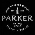 Parker Typeface