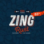 Zing Rust – Font for Free