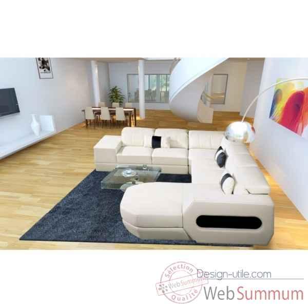 salon d angle sydney delorm design