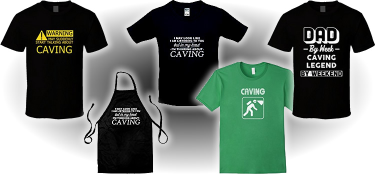 Gifts for Cavers
