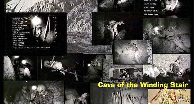 Cave of the Winding Stair Movie