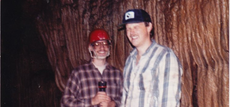 Caving with Friends, 1987