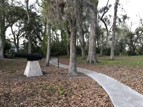 The path around Fort Mitchell – Hilton Head – design42