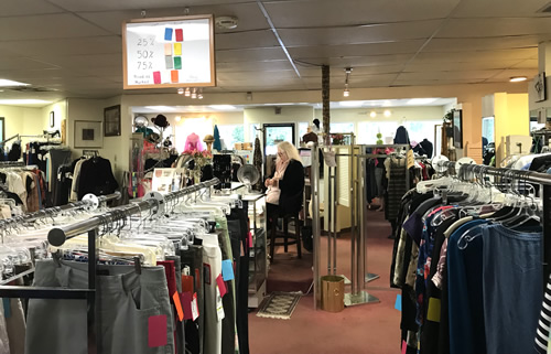 My Sister's Closet is clean, organized and prices are well marked - My Sister's Closet Consignment Store – Hilton Head Island – design42