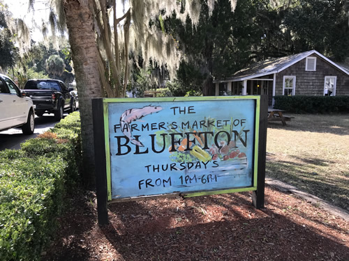 The Farmer's Market of Bluffton - The Shops & Galleries of Old Town Bluffton Bluffton – Hilton Head Island – design42