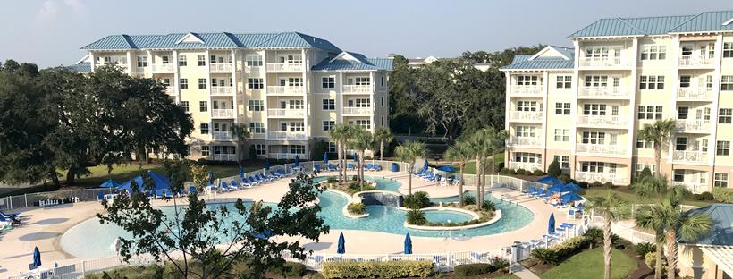 Bluewater Resort on Hilton Head Island