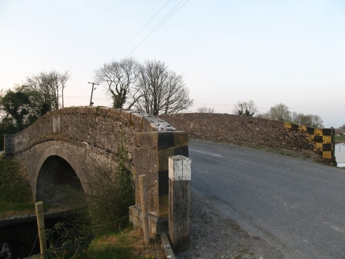 Bridge over the Grand Canal in Shannon Harbour