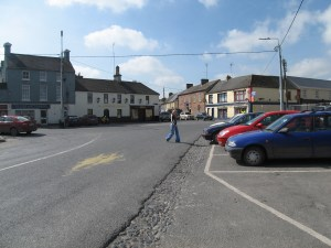 Trying to find the right road in Kildare