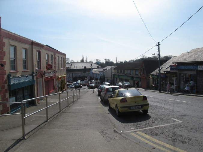 The Town of Leixlip