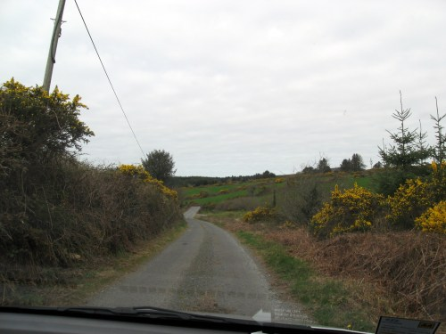 Unnamed Road that parallels R668 near Lismore