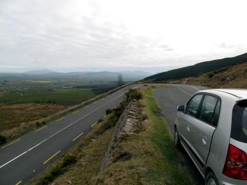 The Vee, R668, Knockmealdown Mountains, Ireland
