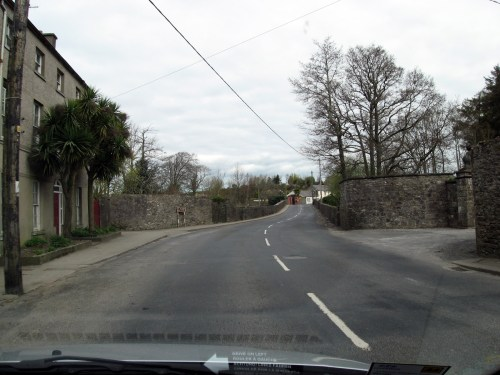 Some town between the Knockmealdown Mountains and Cahir, Ireland