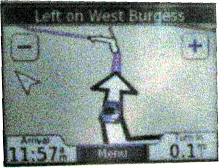 I only know this is West Burgess R668 because it says so on the GPS.