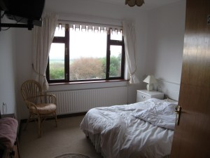 My Room at Hollymount House, Cahir, County Tipperary