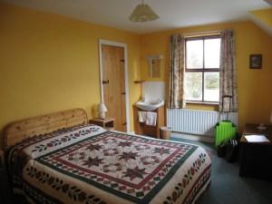 My room at Craggy Island B&B, Doolin, County Clare, Ireland