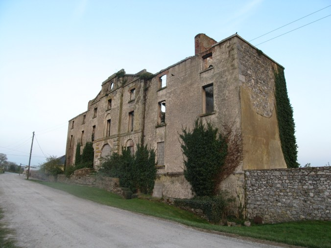 Remains of the Grand Hotel, Shannon Harbour
