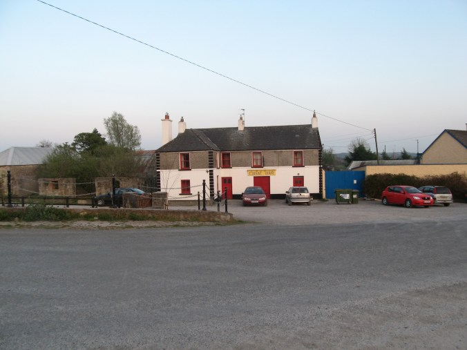 Canal Bar, Shannon Harbour