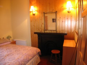 This was my room, The Harbour Masters House Shannon Harbour