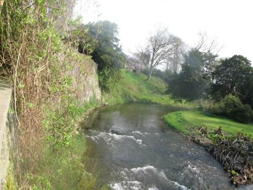 River Camcor at Birr Castle Gardens