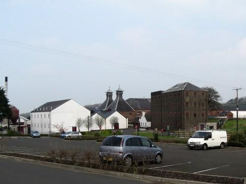 Old Bushmills Distillery, County Antrim, Northern Ireland