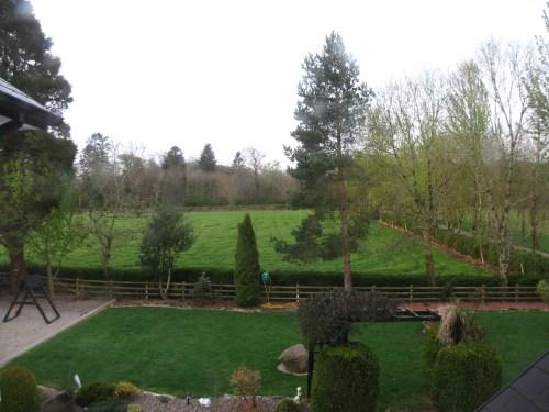Front Yard at Arch House Tullyhona, Florencecourt, Enniskillen, County Fermanagh, Ireland