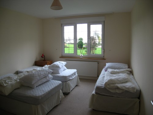 Guest Bedroom at Watch Tower House, Ireland's Bethel