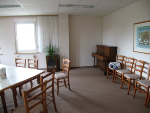 Lounge at Ireland's Bethel