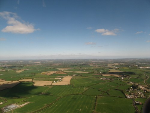 My last views of Ireland