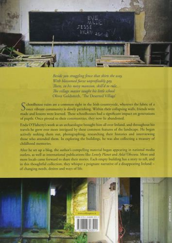 The Deserted School Houses of Ireland Book by Enda O'Flaherty