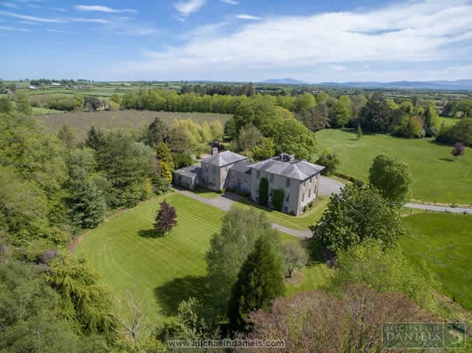 The Castlegrace Estate of Samuel Grubb is For Sale