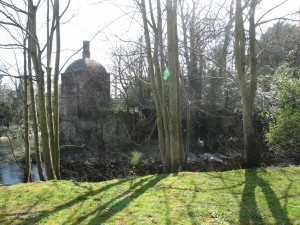 The Gazebo of Leixlip Castle