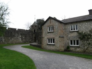 Cahir Cottage within Cahir Castle walls