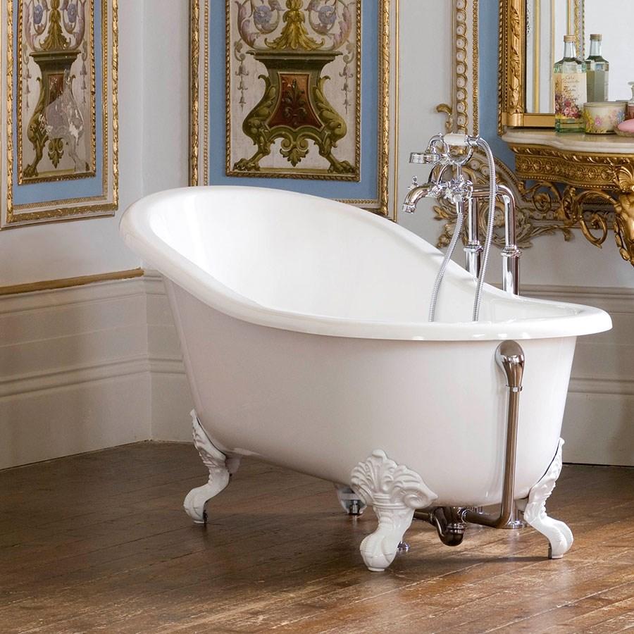 Klassisk Badekar P Lveftter Made In England