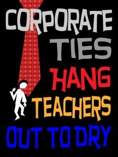 education, corporations,teachers