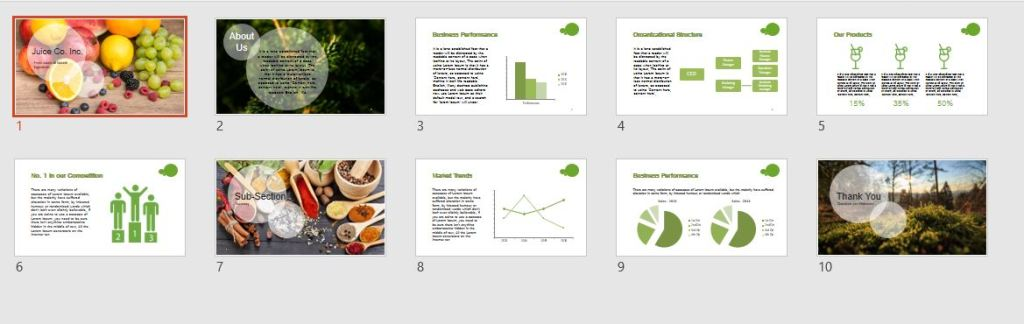 Powerpoint Sample 5