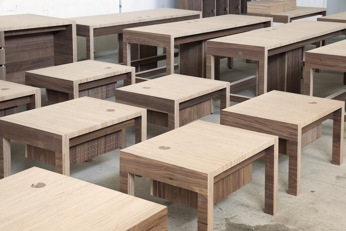Mobiliario para la cineteca nacional por ricardo casas designaholic - Mobiliario de casa ...